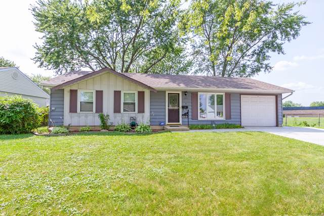 432 Ridge Circle, Streamwood, IL 60107 (MLS #10470492) :: The Wexler Group at Keller Williams Preferred Realty