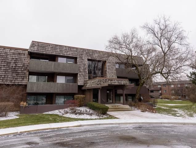 513 Timber Ridge Drive #305, Carol Stream, IL 60188 (MLS #10470525) :: Angela Walker Homes Real Estate Group