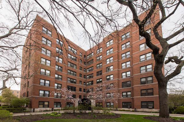 4900 N Marine Drive #310, Chicago, IL 60640 (MLS #10470633) :: The Perotti Group | Compass Real Estate