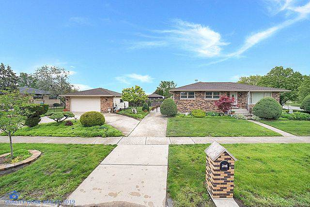 16625 76th Avenue, Tinley Park, IL 60477 (MLS #10470875) :: The Wexler Group at Keller Williams Preferred Realty