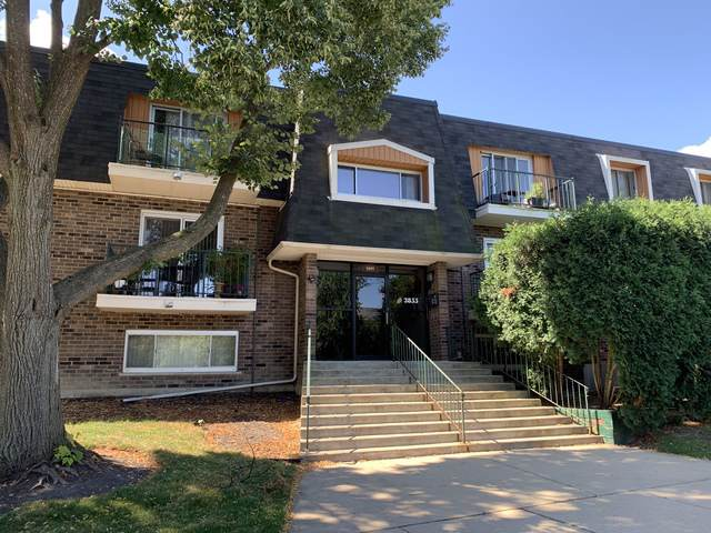 3855 N Parkway Drive 2D, Northbrook, IL 60062 (MLS #10470960) :: Property Consultants Realty