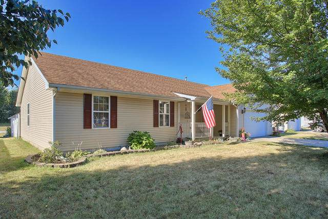 403 Laurel Drive, ST. JOSEPH, IL 61873 (MLS #10471174) :: Littlefield Group