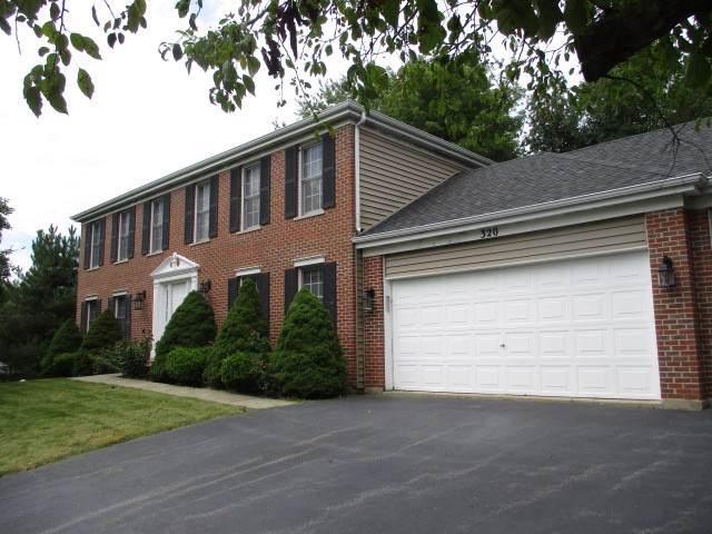 320 Buckingham Drive, Algonquin, IL 60102 (MLS #10471653) :: Ryan Dallas Real Estate