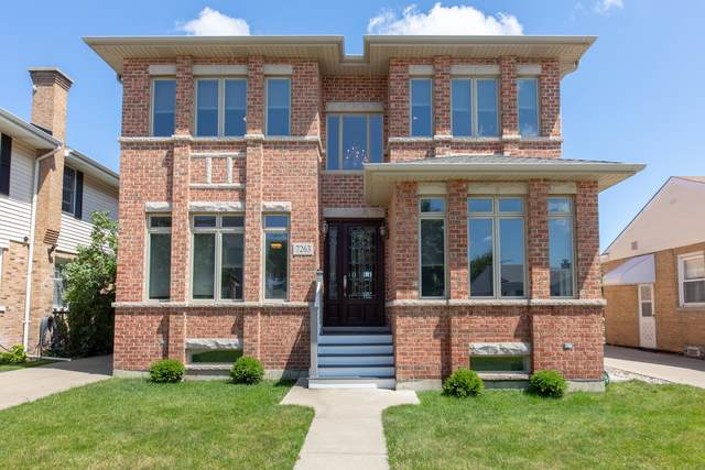 7263 N Mcvicker Avenue, Chicago, IL 60646 (MLS #10471859) :: The Wexler Group at Keller Williams Preferred Realty