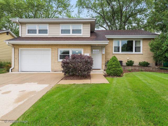 717 S Stewart Avenue, Lombard, IL 60148 (MLS #10471884) :: The Wexler Group at Keller Williams Preferred Realty