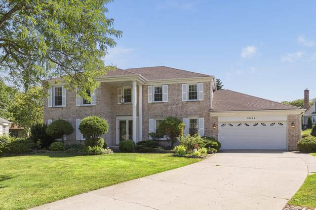 2805 Millstone Lane, Rolling Meadows, IL 60008 (MLS #10472080) :: Baz Realty Network | Keller Williams Elite