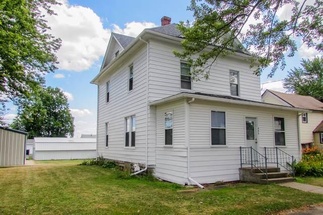 402 Douglas Avenue, Ashton, IL 61006 (MLS #10472145) :: Angela Walker Homes Real Estate Group