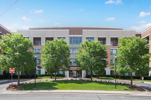 1000 Village Center Drive #411, Burr Ridge, IL 60527 (MLS #10472219) :: The Wexler Group at Keller Williams Preferred Realty