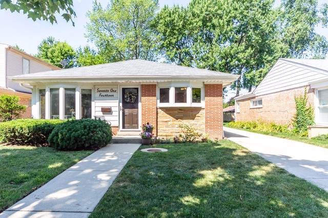 7114 N Merrimac Avenue, Chicago, IL 60646 (MLS #10472469) :: The Wexler Group at Keller Williams Preferred Realty