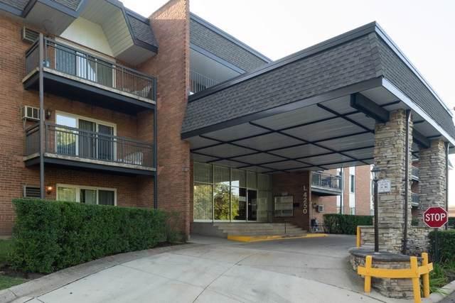 4250 Saratoga Avenue L115, Downers Grove, IL 60515 (MLS #10472718) :: Lewke Partners