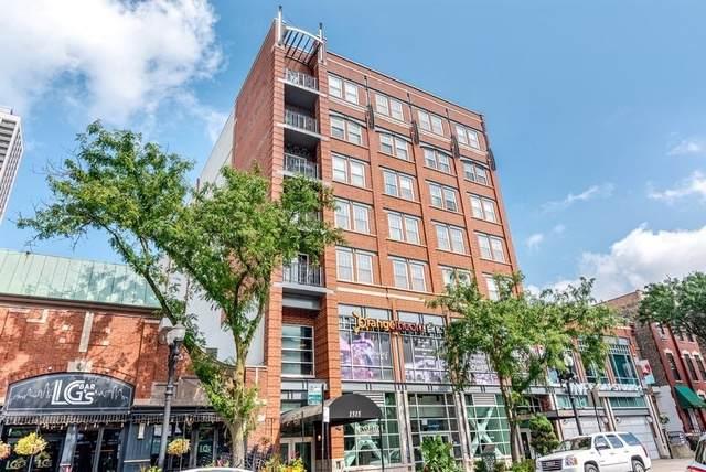 1515 N Wells Street 5B, Chicago, IL 60610 (MLS #10472786) :: Littlefield Group