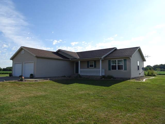 10128 Liberty Road, Farmer City, IL 61842 (MLS #10473208) :: Berkshire Hathaway HomeServices Snyder Real Estate