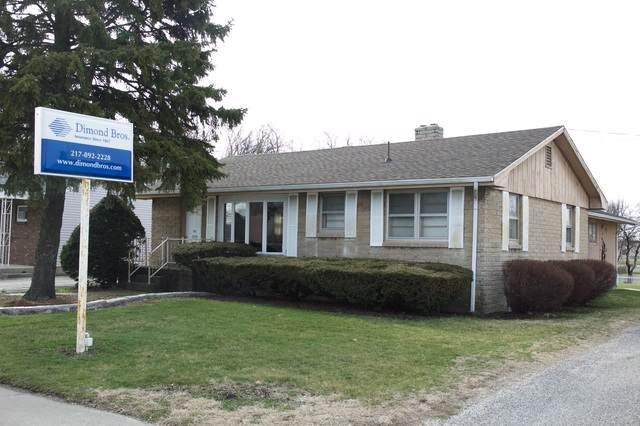 616 E Champaign Avenue, Rantoul, IL 61866 (MLS #10473309) :: Property Consultants Realty