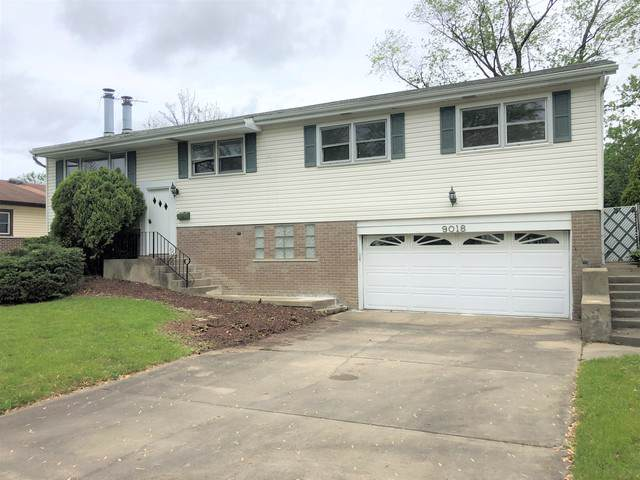 9018 W 91st Place, Hickory Hills, IL 60457 (MLS #10473331) :: Angela Walker Homes Real Estate Group