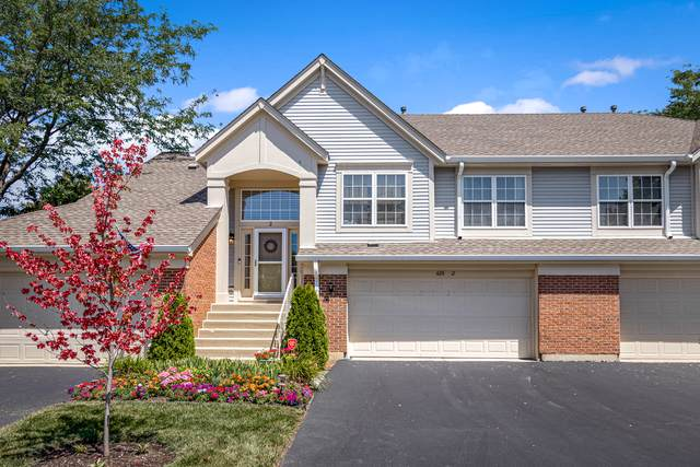 426 Cromwell Circle #2, Bartlett, IL 60103 (MLS #10473416) :: Angela Walker Homes Real Estate Group