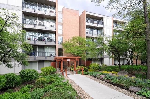 6020 Oakwood Drive 2J, Lisle, IL 60532 (MLS #10473424) :: Angela Walker Homes Real Estate Group