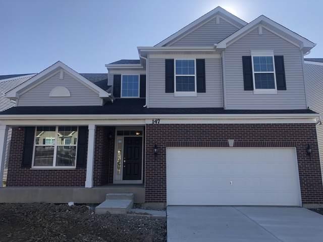 147 Henson Court, Matteson, IL 60443 (MLS #10473440) :: Angela Walker Homes Real Estate Group