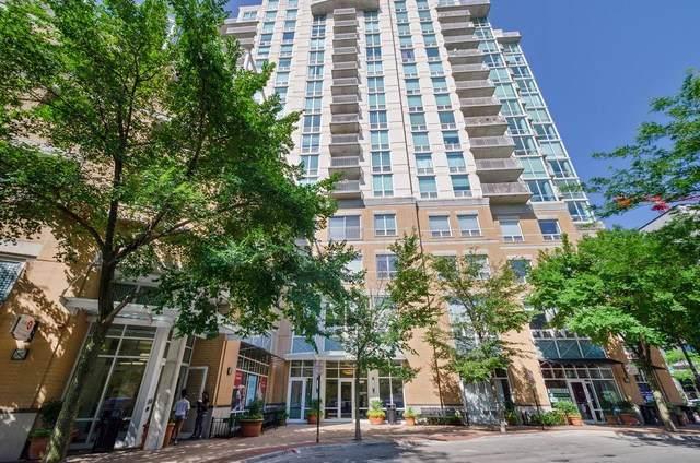 1640 Maple Avenue #1101, Evanston, IL 60201 (MLS #10473461) :: Berkshire Hathaway HomeServices Snyder Real Estate