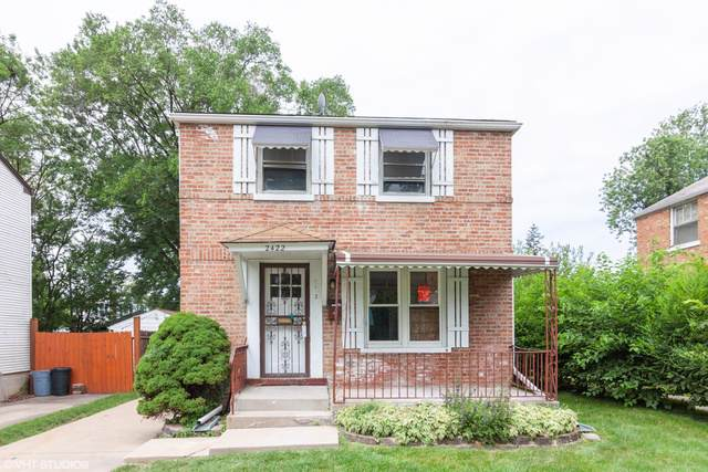 2422 S 12th Avenue, Broadview, IL 60155 (MLS #10473709) :: Property Consultants Realty