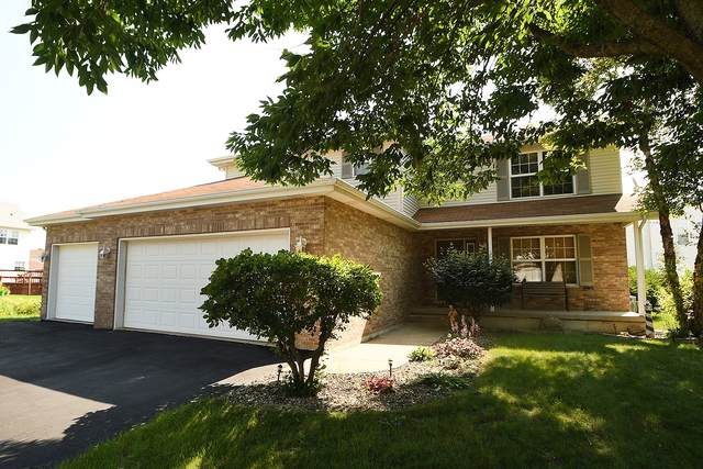607 Haley Meadows Drive, Romeoville, IL 60446 (MLS #10474155) :: The Wexler Group at Keller Williams Preferred Realty