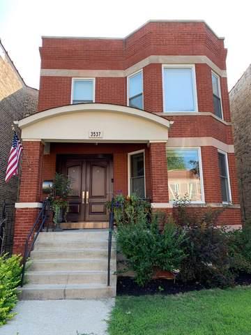 3537 N Oakley Avenue, Chicago, IL 60618 (MLS #10474196) :: Touchstone Group