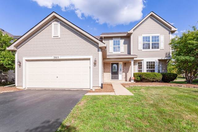 365 Wedgewood Circle, Romeoville, IL 60446 (MLS #10474237) :: The Wexler Group at Keller Williams Preferred Realty