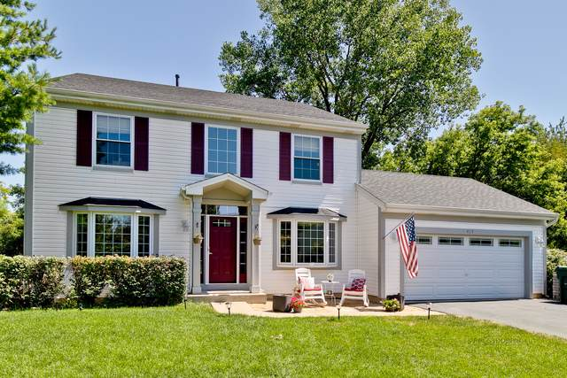 415 Oak Grove Circle, Wauconda, IL 60084 (MLS #10474371) :: Berkshire Hathaway HomeServices Snyder Real Estate