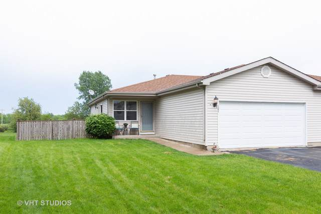 129 Baybury Drive A, Elwood, IL 60421 (MLS #10474509) :: Angela Walker Homes Real Estate Group