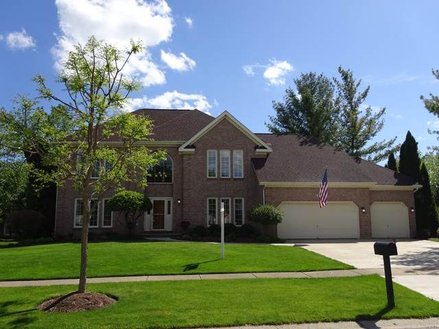 601 Steeplechase Road, St. Charles, IL 60174 (MLS #10474757) :: Property Consultants Realty