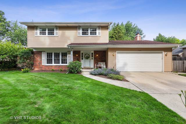 1709 Warbler Drive, Naperville, IL 60565 (MLS #10474887) :: The Wexler Group at Keller Williams Preferred Realty