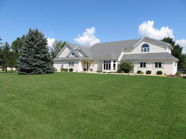 12608 W Baker Road, Manhattan, IL 60442 (MLS #10474951) :: Property Consultants Realty