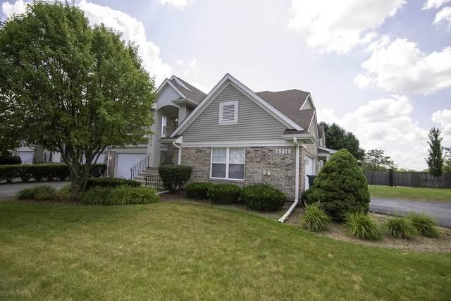 4716 Riverwalk Drive #4716, Plainfield, IL 60586 (MLS #10474968) :: Ani Real Estate
