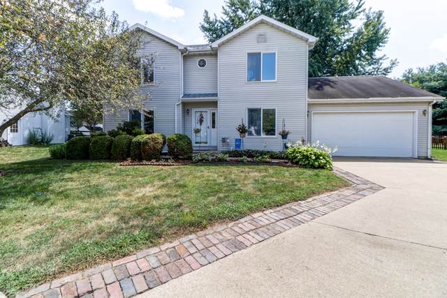 3509 Roxford Drive, Champaign, IL 61822 (MLS #10475291) :: Ani Real Estate