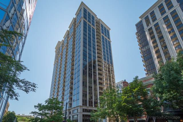 233 E 13th Street #603, Chicago, IL 60605 (MLS #10475457) :: Angela Walker Homes Real Estate Group