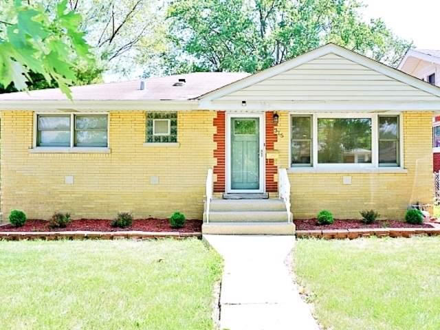 315 N Laverne Avenue, Hillside, IL 60162 (MLS #10475545) :: Berkshire Hathaway HomeServices Snyder Real Estate