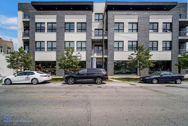 1317 N Larrabee Street #305, Chicago, IL 60610 (MLS #10475598) :: Touchstone Group