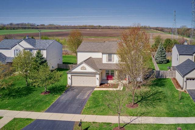 11631 Glenn Circle, Plainfield, IL 60585 (MLS #10475672) :: Berkshire Hathaway HomeServices Snyder Real Estate