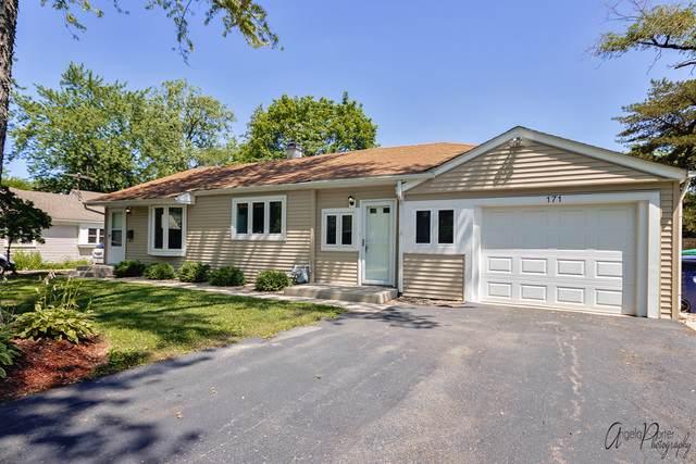 171 Pine Tree Row, Lake Zurich, IL 60047 (MLS #10475678) :: Baz Realty Network   Keller Williams Elite