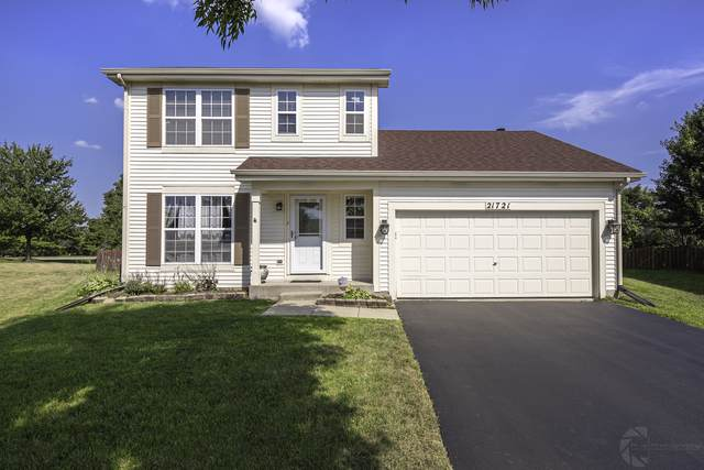 21721 W Hemingway Court, Plainfield, IL 60544 (MLS #10475693) :: The Wexler Group at Keller Williams Preferred Realty