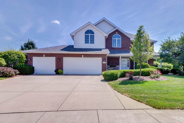 22307 Jeanette Court, Frankfort, IL 60423 (MLS #10475754) :: The Wexler Group at Keller Williams Preferred Realty