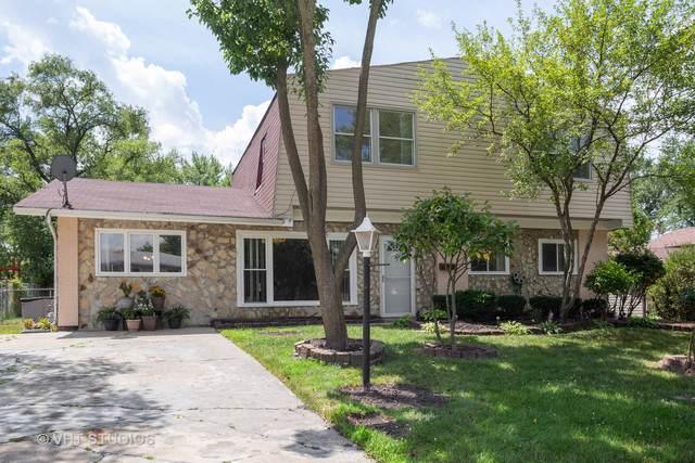 1710 Highland Boulevard, Hoffman Estates, IL 60169 (MLS #10475898) :: Baz Realty Network | Keller Williams Elite