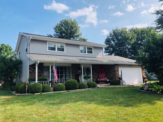 218 Holiday Drive, Tuscola, IL 61953 (MLS #10475951) :: Littlefield Group