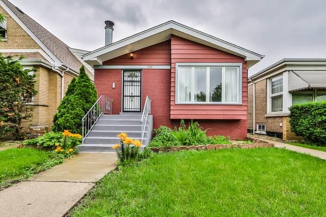 5361 S Kilbourn Avenue, Chicago, IL 60629 (MLS #10476182) :: Angela Walker Homes Real Estate Group