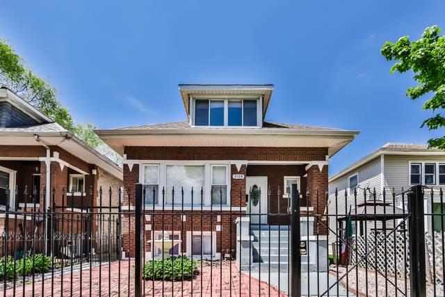 2108 N Tripp Avenue, Chicago, IL 60639 (MLS #10476189) :: Angela Walker Homes Real Estate Group