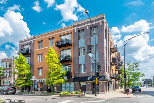 1555 W School Street 3F, Chicago, IL 60657 (MLS #10476350) :: Property Consultants Realty