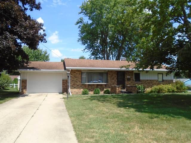 1408 Knollcrest Drive, Mendota, IL 61342 (MLS #10476356) :: Angela Walker Homes Real Estate Group