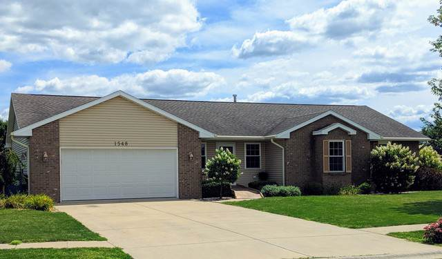 1548 Amhurst Way, Bourbonnais, IL 60914 (MLS #10476574) :: Berkshire Hathaway HomeServices Snyder Real Estate