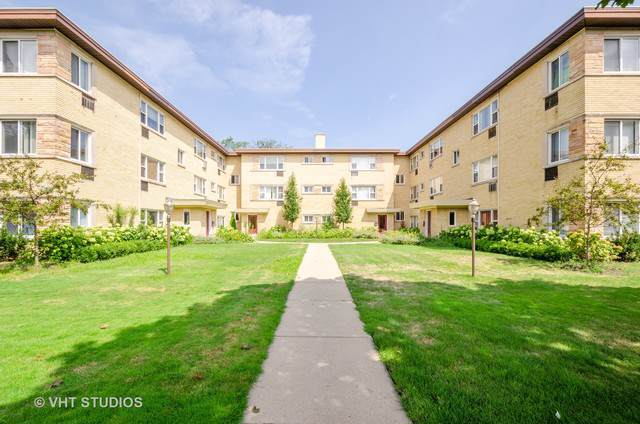 2119 Howard Street 3E, Evanston, IL 60202 (MLS #10476606) :: Property Consultants Realty