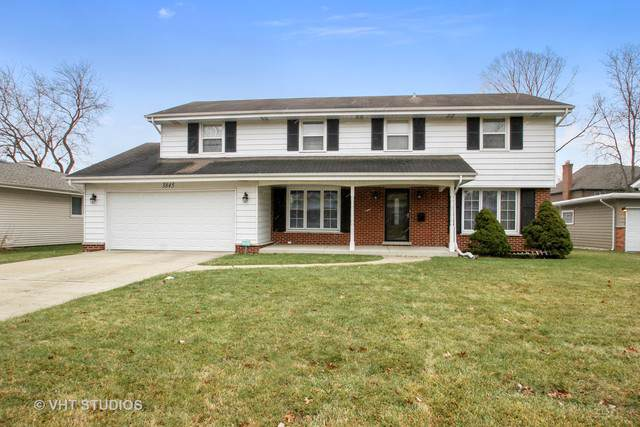 3845 Gregory Drive, Northbrook, IL 60062 (MLS #10476613) :: Property Consultants Realty