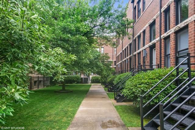 1217 N Hoyne Avenue E, Chicago, IL 60622 (MLS #10476623) :: John Lyons Real Estate